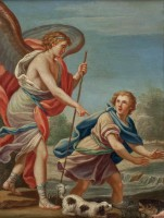 Archangel Raphael and Tobias, Guardian Angels, Archangels, Archangel Messages